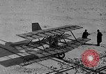 Image of freak aircraft fails in trial Denver Colorado USA, 1929, second 11 stock footage video 65675054945