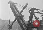 Image of giant coal shovel Duquoin Illinois USA, 1929, second 8 stock footage video 65675054946