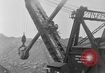 Image of giant coal shovel Duquoin Illinois USA, 1929, second 9 stock footage video 65675054946