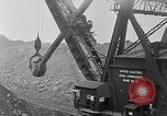 Image of giant coal shovel Duquoin Illinois USA, 1929, second 10 stock footage video 65675054946