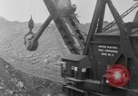 Image of giant coal shovel Duquoin Illinois USA, 1929, second 11 stock footage video 65675054946