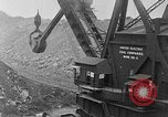 Image of giant coal shovel Duquoin Illinois USA, 1929, second 12 stock footage video 65675054946