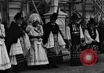 Image of Mayor's wedding Mezokovesd Hungary, 1929, second 6 stock footage video 65675054953