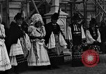 Image of Mayor's wedding Mezokovesd Hungary, 1929, second 8 stock footage video 65675054953