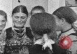 Image of Mayor's wedding Mezokovesd Hungary, 1929, second 10 stock footage video 65675054953