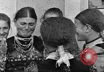 Image of Mayor's wedding Mezokovesd Hungary, 1929, second 11 stock footage video 65675054953