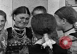 Image of Mayor's wedding Mezokovesd Hungary, 1929, second 12 stock footage video 65675054953