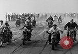 Image of annual motorcycle race California United States USA, 1929, second 9 stock footage video 65675054955