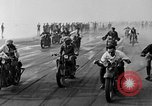 Image of annual motorcycle race California United States USA, 1929, second 10 stock footage video 65675054955