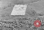 Image of Mongolians worship Buddha Kumbum Tibet, 1930, second 5 stock footage video 65675054959