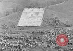 Image of Mongolians worship Buddha Kumbum Tibet, 1930, second 7 stock footage video 65675054959