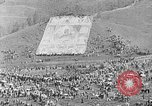 Image of Mongolians worship Buddha Kumbum Tibet, 1930, second 12 stock footage video 65675054959