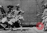 Image of devil dancing Madras India, 1930, second 4 stock footage video 65675054962