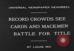 Image of 1930 World Series baseball game 4 Saint Louis Missouri USA, 1930, second 2 stock footage video 65675054963