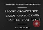 Image of 1930 World Series baseball game 4 Saint Louis Missouri USA, 1930, second 3 stock footage video 65675054963