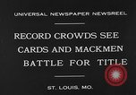 Image of 1930 World Series baseball game 4 Saint Louis Missouri USA, 1930, second 5 stock footage video 65675054963