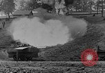 Image of dynamite explosion trials Bruceton Pennsylvania USA, 1930, second 9 stock footage video 65675054964