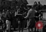 Image of home-made diving bell New Jersey United States USA, 1930, second 8 stock footage video 65675054966