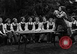 Image of school for kennel-maids Haslemere England, 1930, second 11 stock footage video 65675054967
