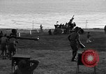 Image of antiaircraft guns Fort MacArthur California, 1930, second 12 stock footage video 65675054973