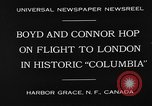 Image of Aircraft Columbia Newfoundland, 1930, second 3 stock footage video 65675054975
