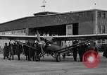 "Image of Aircraft ""Columbia"" Newfoundland, 1930, second 12 stock footage video 65675054975"