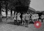 Image of pontoon bridge Italy, 1930, second 11 stock footage video 65675054983
