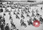 Image of annual motorcycle race Berlin Germany, 1930, second 11 stock footage video 65675054985