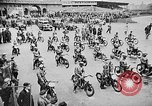 Image of annual motorcycle race Berlin Germany, 1930, second 12 stock footage video 65675054985