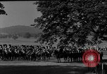 Image of Memorial Day Ceremony Valley Forge Pennsylvania USA, 1931, second 12 stock footage video 65675054987