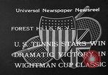 Image of Wight Cup Classic Tournament Forest Hills New York USA, 1933, second 2 stock footage video 65675054996
