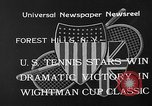 Image of Wight Cup Classic Tournament Forest Hills New York USA, 1933, second 9 stock footage video 65675054996
