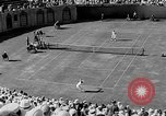 Image of Wight Cup Classic Tournament Forest Hills New York USA, 1933, second 12 stock footage video 65675054996