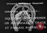 Image of Equipoise wins race Saratoga Springs New York USA, 1933, second 10 stock footage video 65675054999
