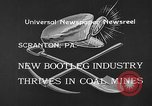 Image of bootleggers mining Scranton Pennsylvania USA, 1933, second 6 stock footage video 65675055003