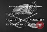 Image of bootleggers mining Scranton Pennsylvania USA, 1933, second 7 stock footage video 65675055003