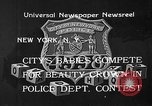 Image of fair baby contest New York City USA, 1933, second 11 stock footage video 65675055005