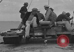 Image of amphibian auto Padre Island Texas USA, 1934, second 7 stock footage video 65675055014
