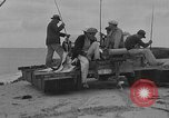 Image of amphibian auto Padre Island Texas USA, 1934, second 9 stock footage video 65675055014