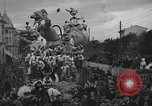 Image of carnival Viareggio Italy, 1934, second 2 stock footage video 65675055021