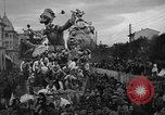 Image of carnival Viareggio Italy, 1934, second 4 stock footage video 65675055021