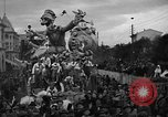 Image of carnival Viareggio Italy, 1934, second 5 stock footage video 65675055021