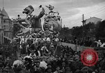 Image of carnival Viareggio Italy, 1934, second 6 stock footage video 65675055021