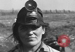 Image of woman miner Cadiz Ohio, 1934, second 10 stock footage video 65675055022