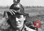 Image of woman miner Cadiz Ohio USA, 1934, second 11 stock footage video 65675055022