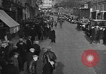 Image of cab strike Paris France, 1934, second 9 stock footage video 65675055025