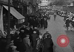 Image of cab strike Paris France, 1934, second 11 stock footage video 65675055025