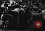 Image of cab strike Paris France, 1934, second 12 stock footage video 65675055025
