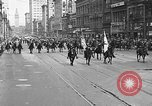 Image of National Defense Week parade San Francisco California USA, 1934, second 12 stock footage video 65675055027