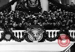 Image of Franklin Roosevelt inauguration in 1933 Washington DC USA, 1933, second 2 stock footage video 65675055029